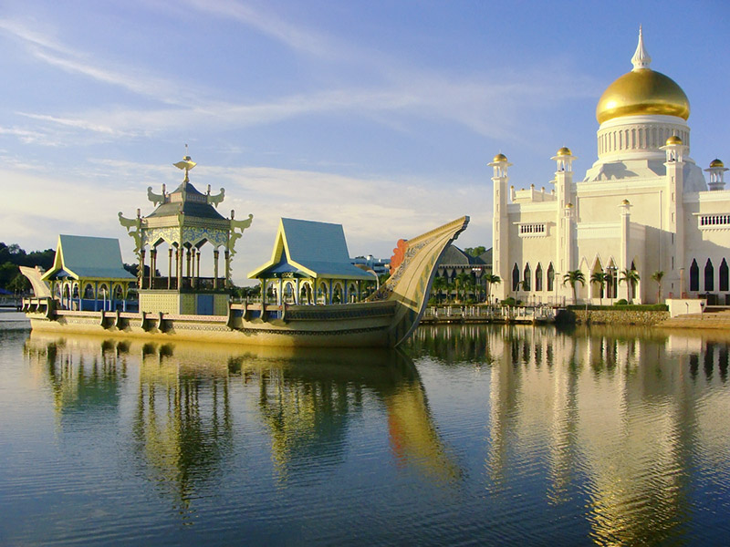Reasons to Visit Brunei