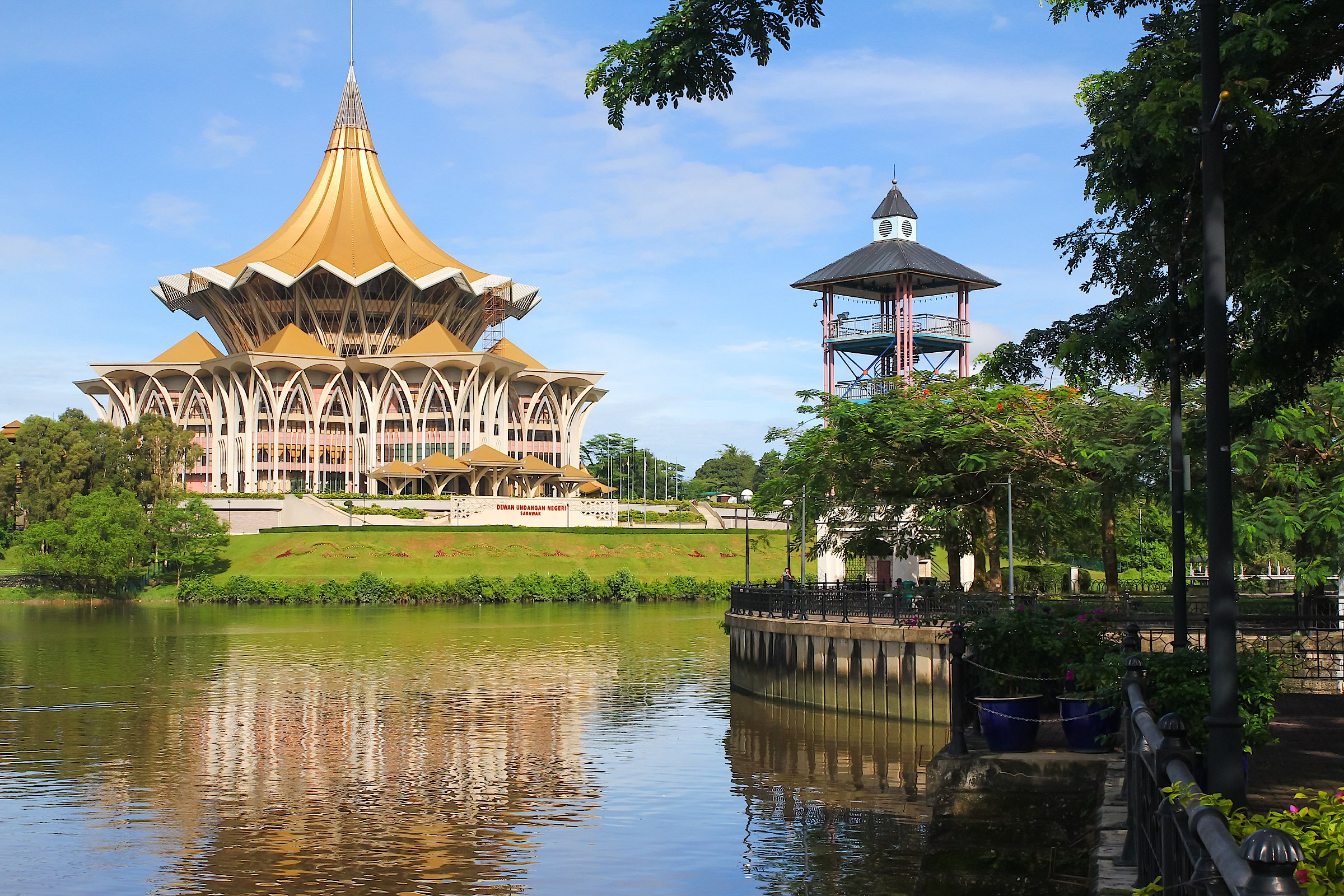The Best Things To Do In Kuching Malaysia