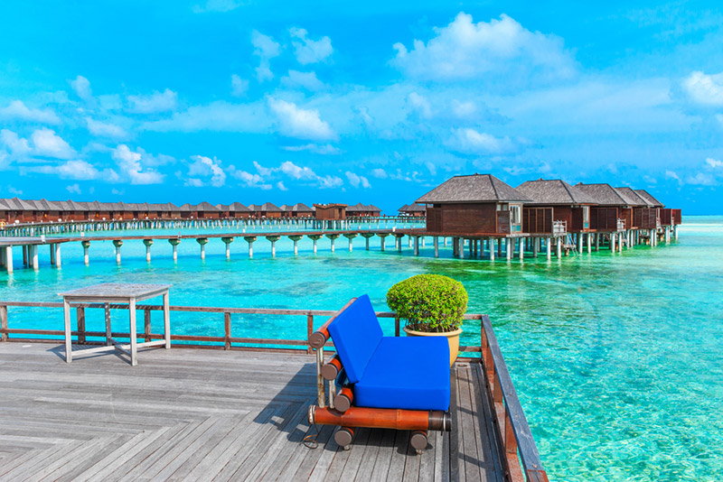 Maldives The Smallest Country In Continent Is A Top Destination Among Newlyweds Who Love Underwater Adventuring And Nature Getaways