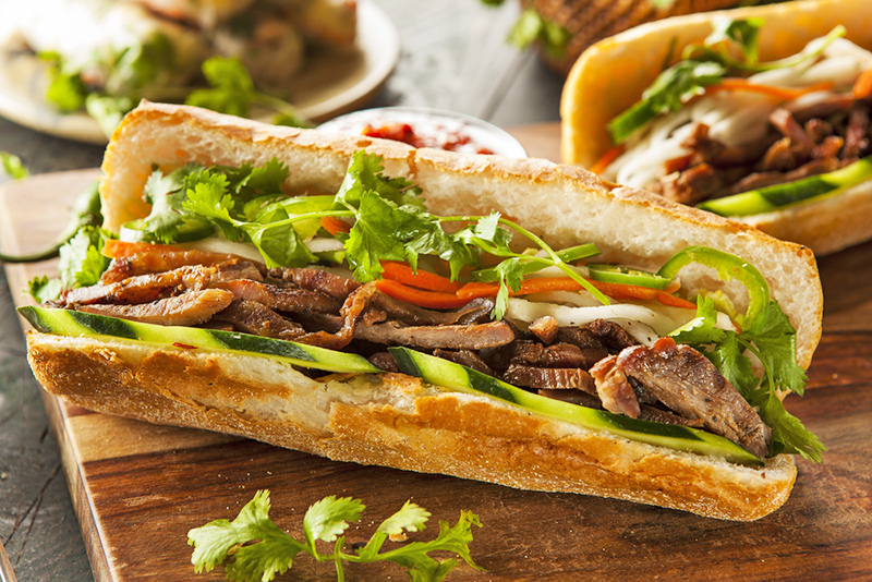 10 Must-visit Cities for the Foodie Traveller - Ho Chi Minh City Street Food - Banh Mi