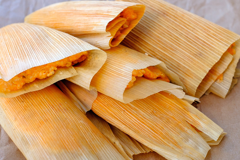 10 Must-visit Cities for the Foodie Traveller - Mexico City Street Food - Tamales