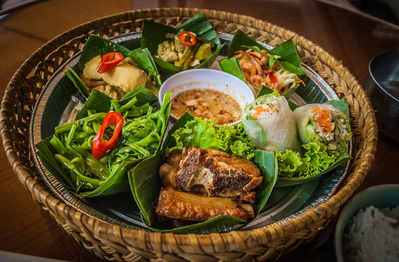 How to Explore Any Travel Destination Like a Local - Cambodian cuisine