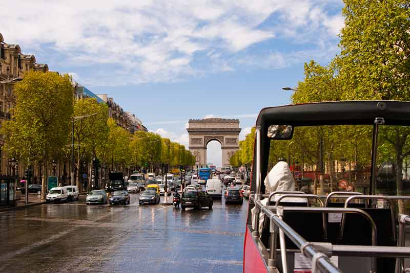 How to Explore Any Travel Destination Like a Local - Paris Tourist Bus