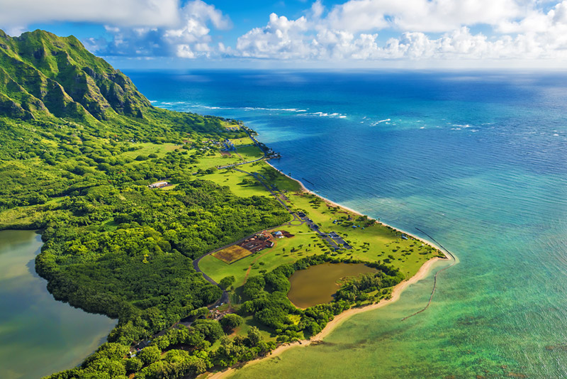 The Best Travel Destinations for Senior Citizens - Oahu in Hawaii