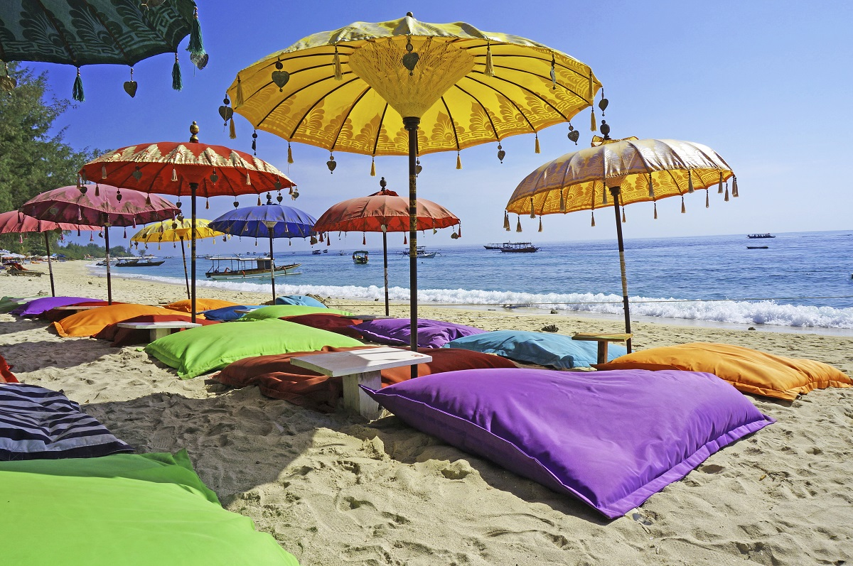 7 of the World's Best Island Destinations to Visit for a Beach Holiday - Top Island and Beach Vacation Destinations - Bali in Indonesia