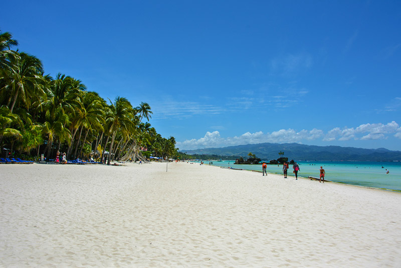 7 of the World's Best Island Destinations to Visit for a Beach Holiday - Top Island and Beach Vacation Destinations - Boracay in Philippines
