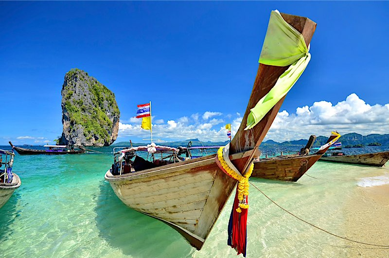 7 of the World's Best Island Destinations to Visit for a Beach Holiday - Top Island and Beach Vacation Destinations - Phuket in Thailand