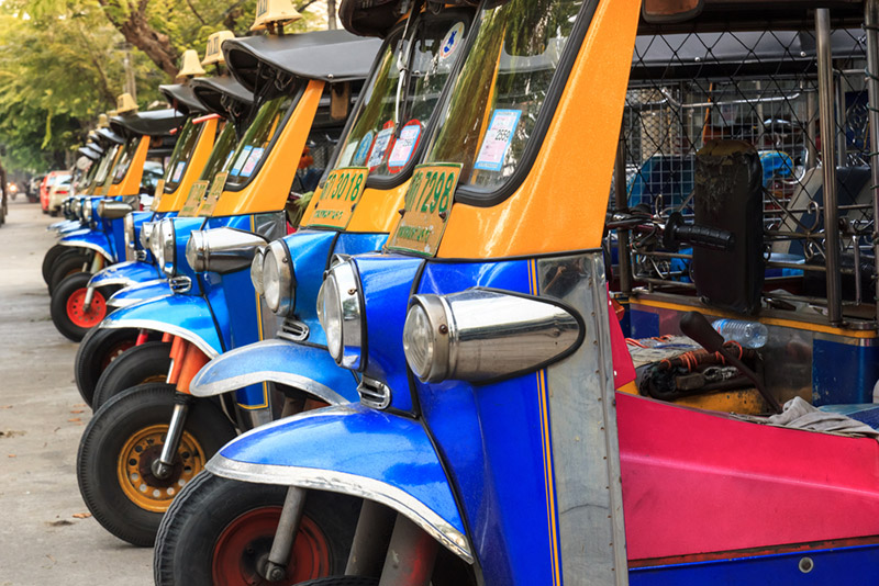 9 Common Scams to Avoid in Southeast Asia - Avoid taxi and tuktuk scams in Southeast Asia