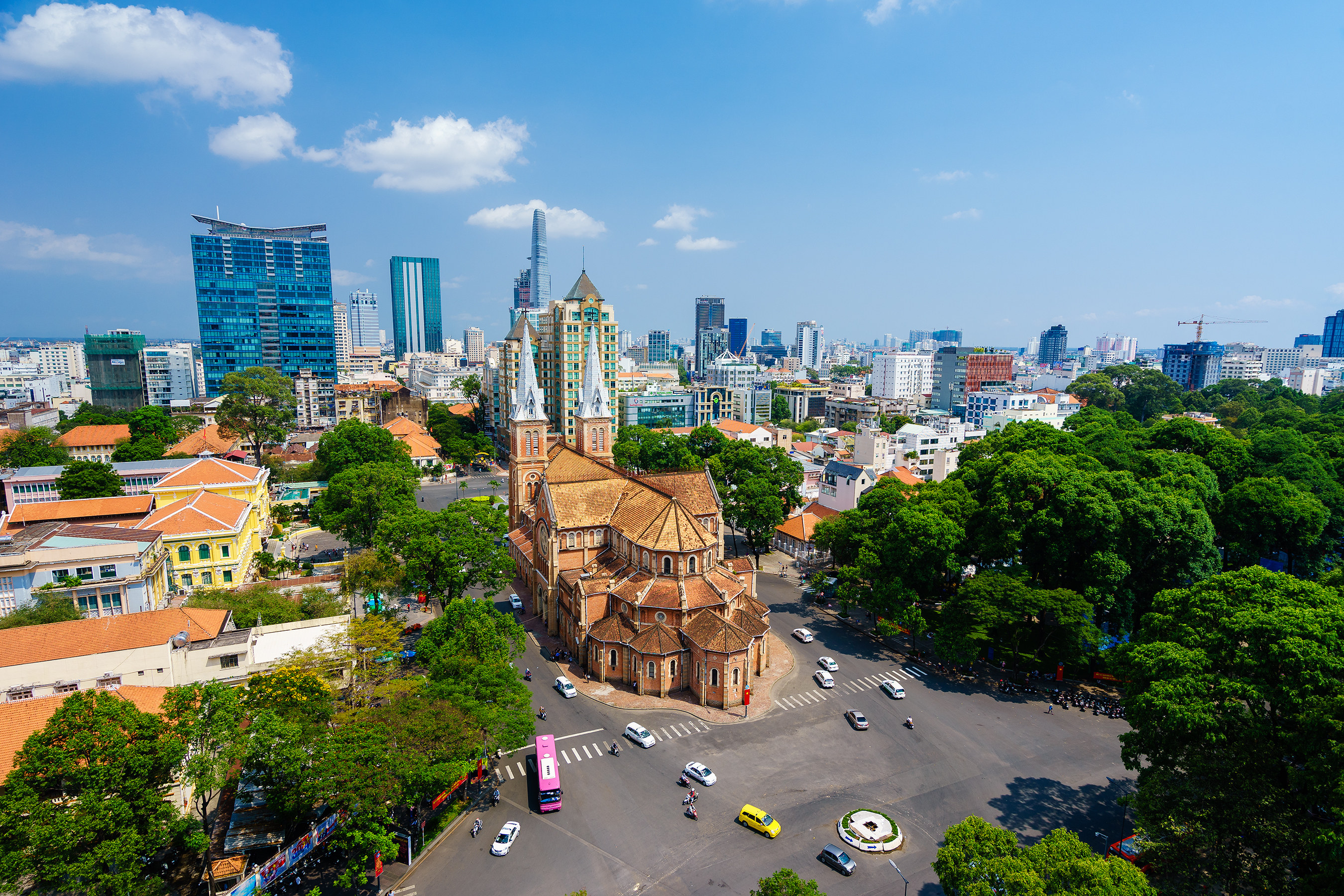 5 Amazing Experiences to Try in Ho Chi Minh City - Notre Dame Cathedral in Saigon