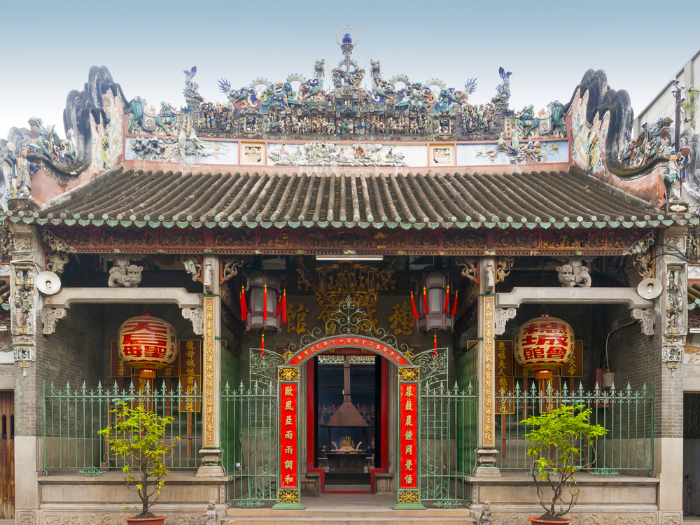 5 Amazing Experiences to Try in Ho Chi Minh City - Thien Hau Pagoda