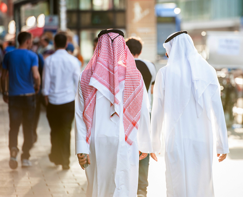 The Top 6 Reasons to Visit Dubai this Year - Multicultural Population in Dubai