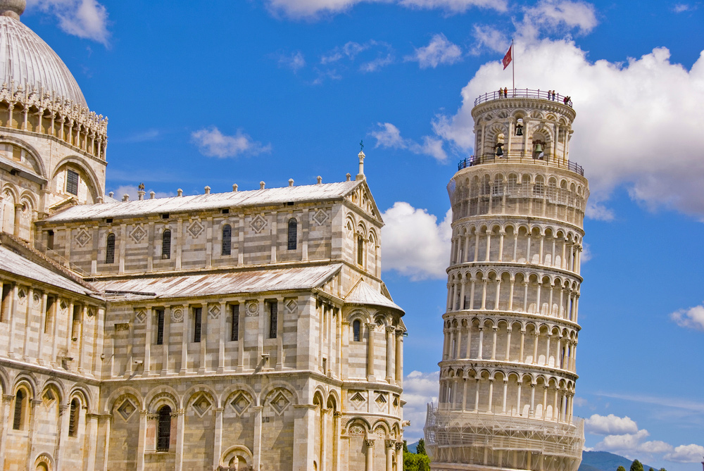 5 Idyllic Towns to Visit in Tuscany - Campo dei Miracoli Pisa