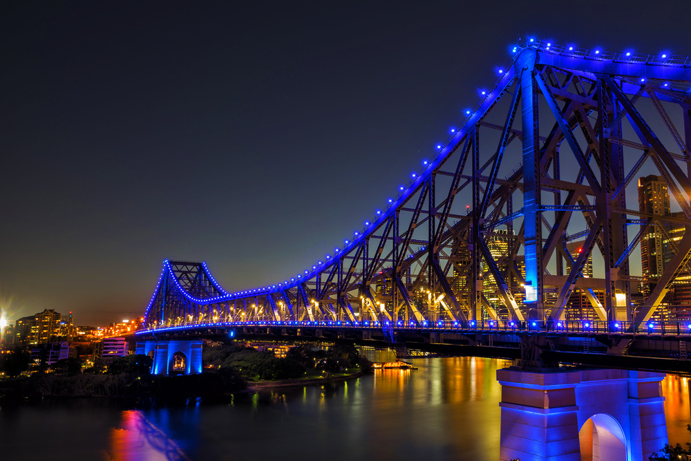 10 Attractions That Will Make You Want to Visit Queensland Right Now - Brisbane Story Bridge