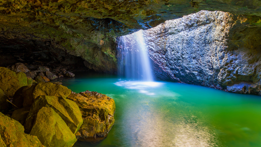 10 Attractions That Will Make You Want to Visit Queensland Right Now - Natural Bridge Springbrook National Park