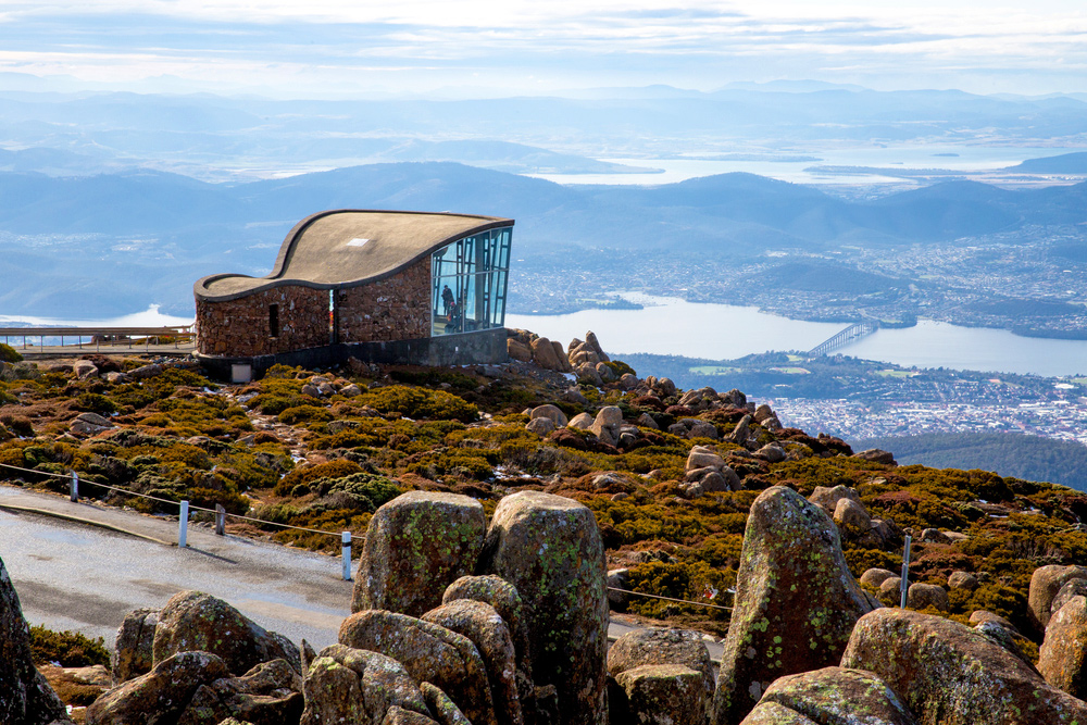 10 Attractions to See in Hobart and Surrounds - Mt. Wellington