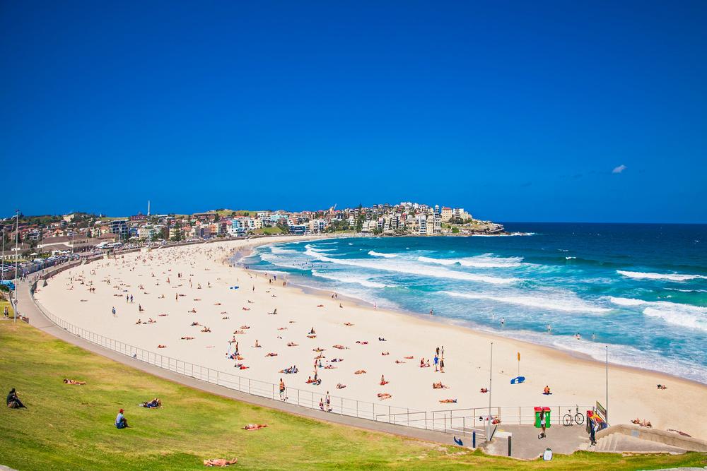 7 Reasons Why Sydney is the Best City to Visit on Your Next Vacation - Bondi Beach