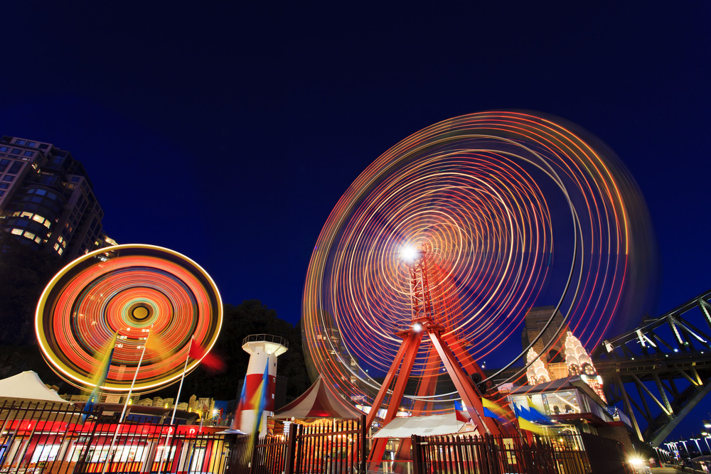 7 Reasons Why Sydney is the Best City to Visit on Your Next Vacation - Luna Park