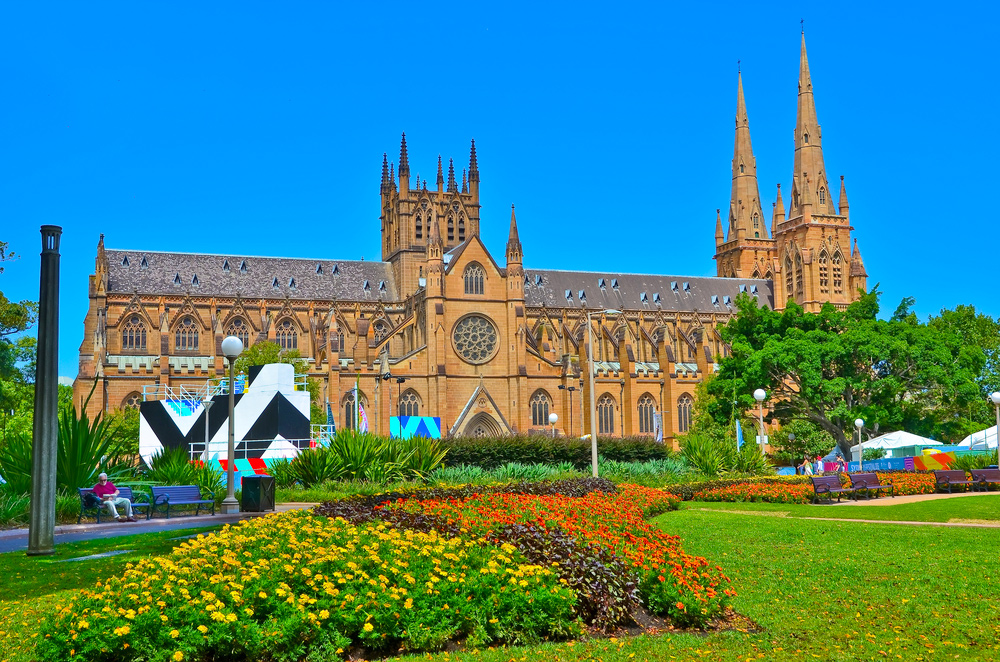 7 Reasons Why Sydney is the Best City to Visit on Your Next Vacation - St. Mary's Cathedral