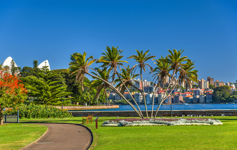 7 Reasons Why Sydney is the Best City to Visit on Your Next Vacation - Sydney Royal Botanic Garden