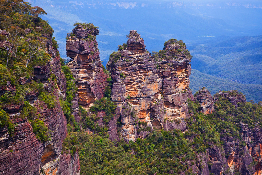 7 Reasons Why Sydney is the Best City to Visit on Your Next Vacation - Three Sisters, Blue Mountains