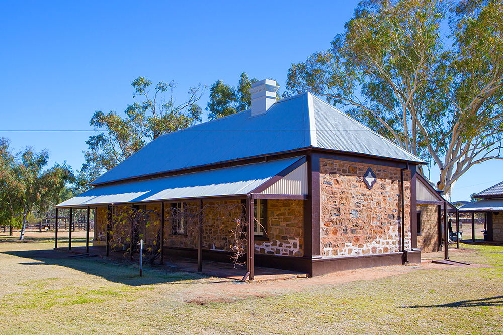 8 Things You Wouldn't Want to Miss When Visiting Alice Springs - Alice Springs Telegraph Station