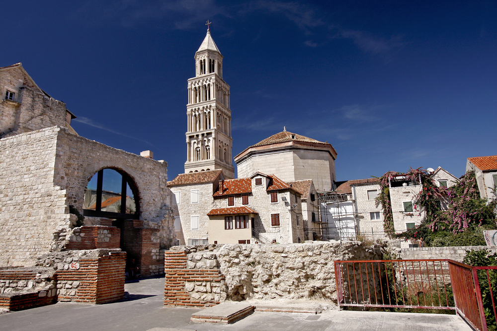 The 10 Best Things to Do in Split, Croatia - Cathedral of St. Dominus and Diocletian Palace