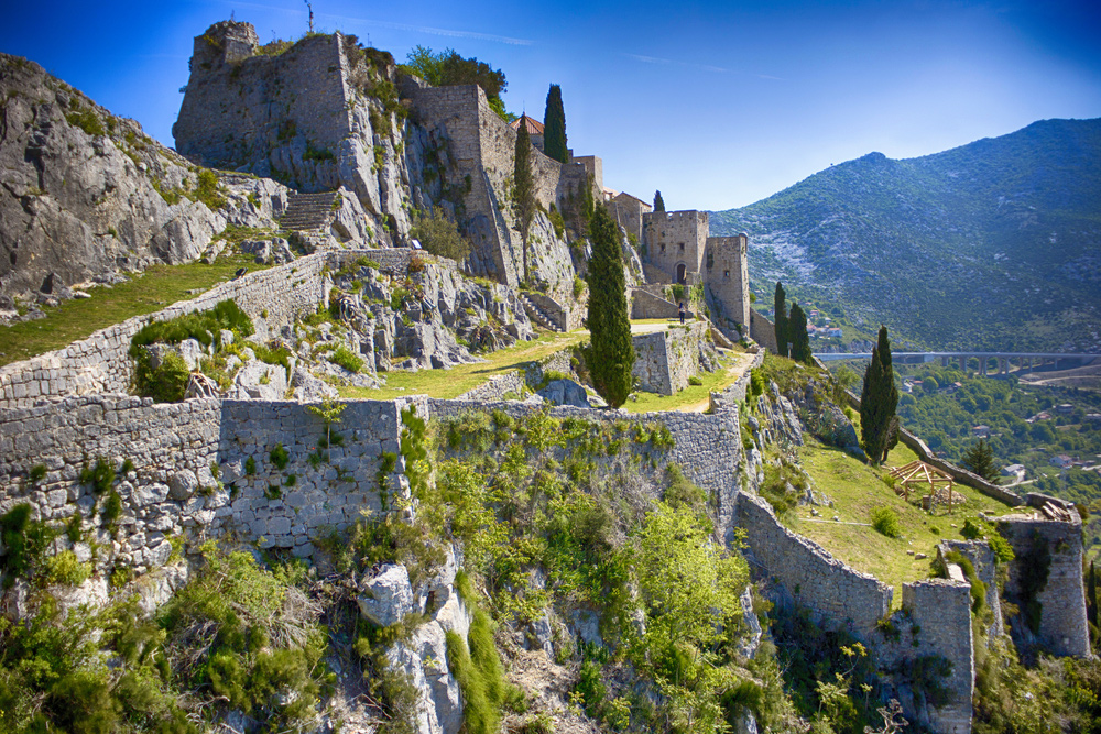 The 10 Best Things to Do in Split, Croatia - Klis Fortress Game of Thrones Filming Location
