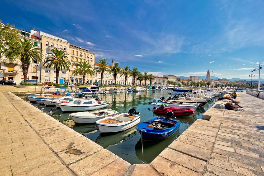 The 10 Best Things to Do in Split, Croatia - Riva Promenade