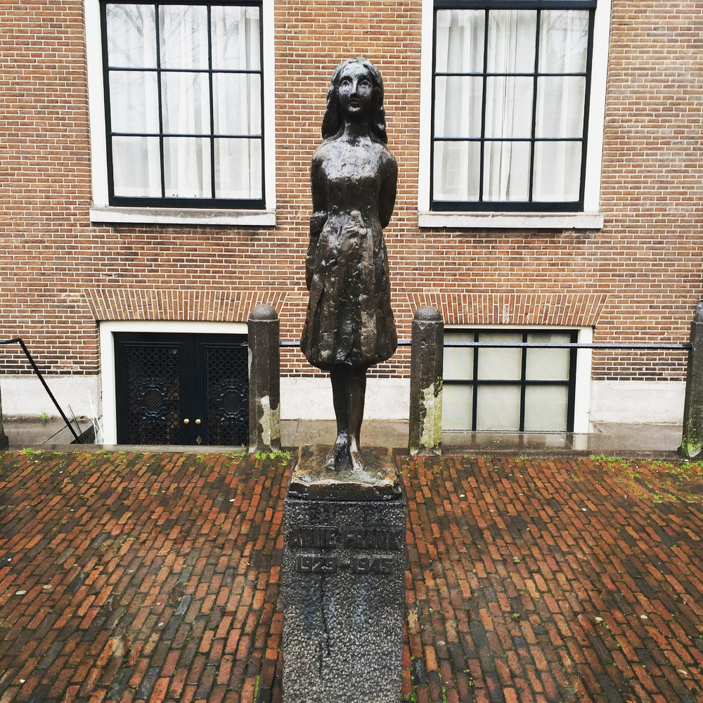 15 Must-visit WWII Destinations for History Buffs - Anne Frank House, Amsterdam in The Netherlands
