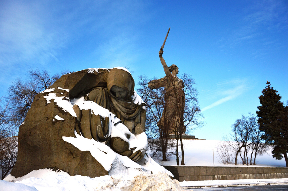 15 Must-visit WWII Destinations for History Buffs - Battle of Stalingrad Museum Complex in Volgograd