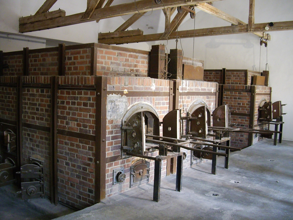 15 Must-visit WWII Destinations for History Buffs - Dachau Concentration Camp Crematorium in Munich, Germany