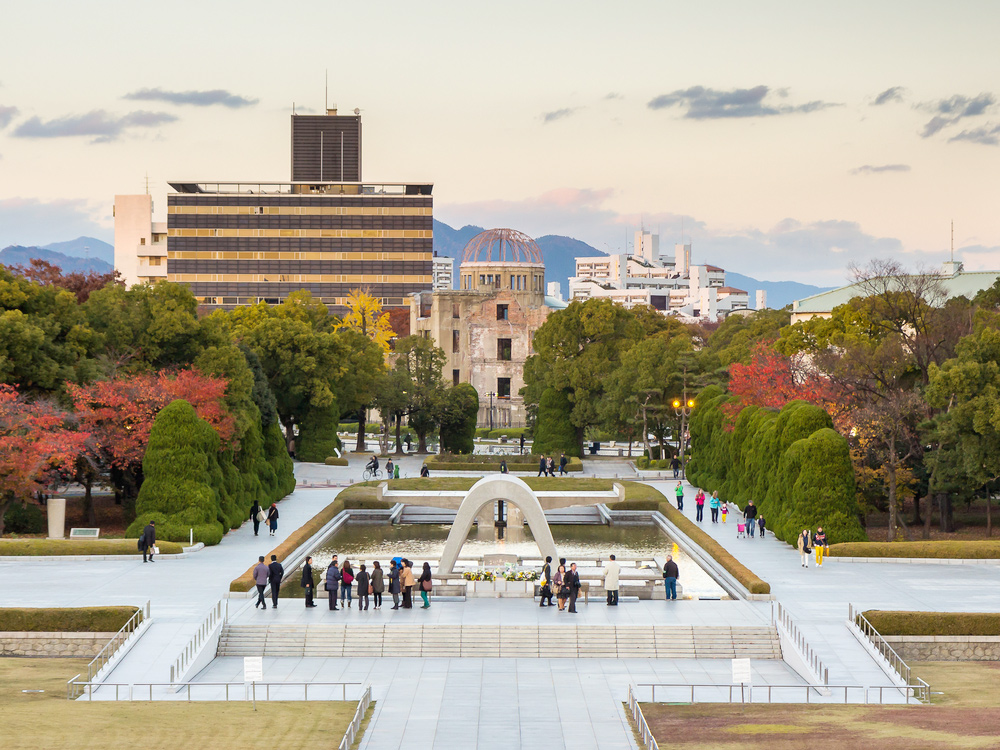 15 Must-visit WWII Destinations for History Buffs - Hiroshima Peace Memorial Park, Japan