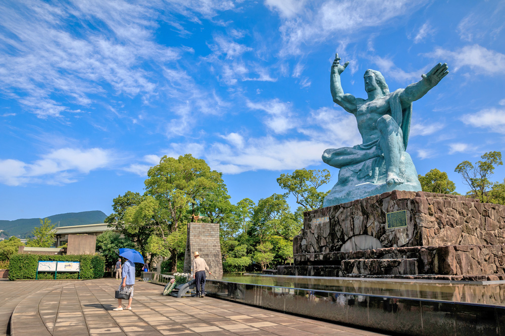 15 Must-visit WWII Destinations for History Buffs - Nagasaki Peace Park, Japan