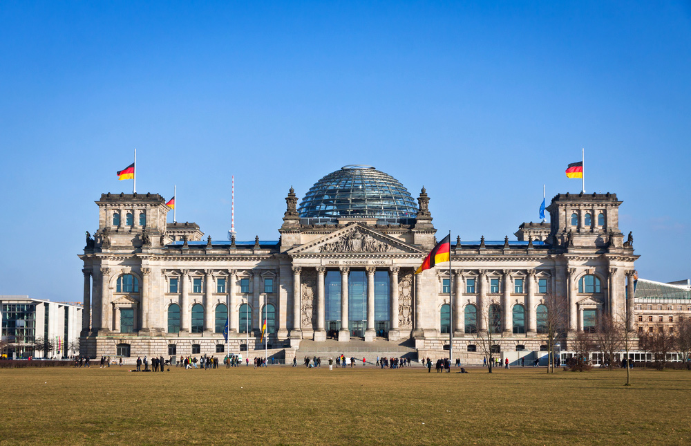 5 Must-visit WWII Destinations for History Buffs - Reichstag in Berlin, Germany