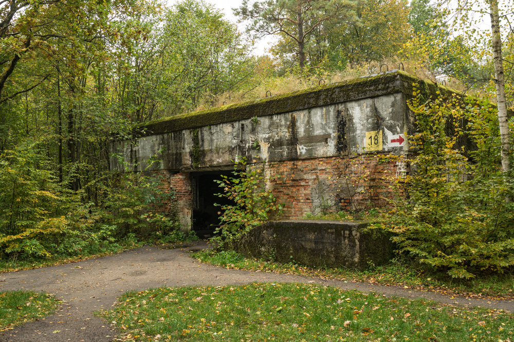 15 Must-visit WWII Destinations for History Buffs - Wolf's Lair in Ketryzyn, Poland