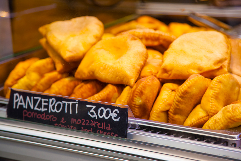 20 Street Foods to Eat in Europe - Panzerotti in Italy