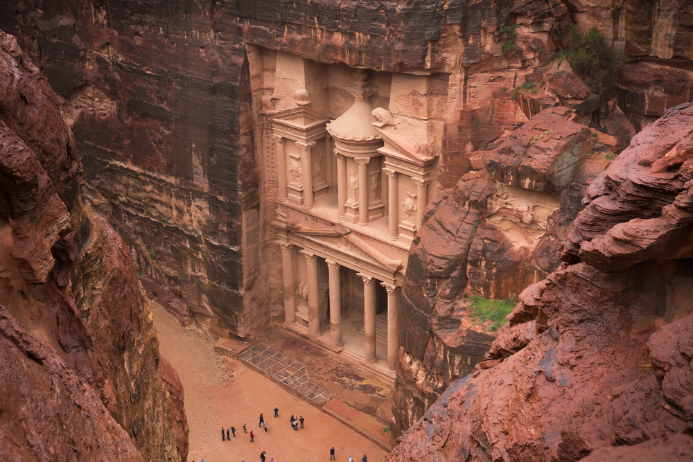 20 Surreal Places to Add to Your Must-visit List - Petra, Jordan