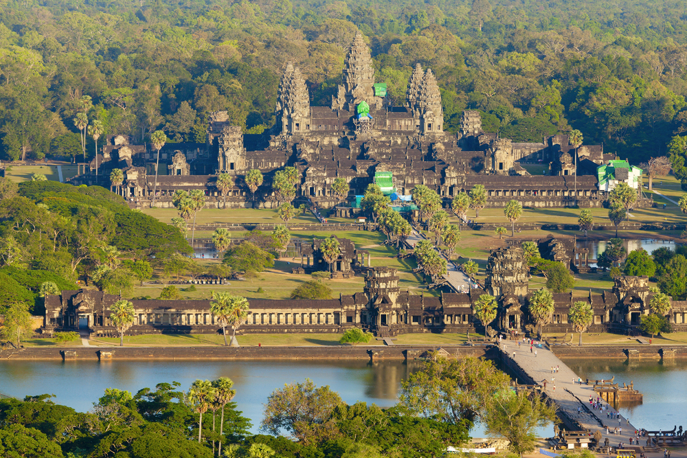 20 Surreal Places to Add to your Must-visit List - Angkor Wat, Siem Reap