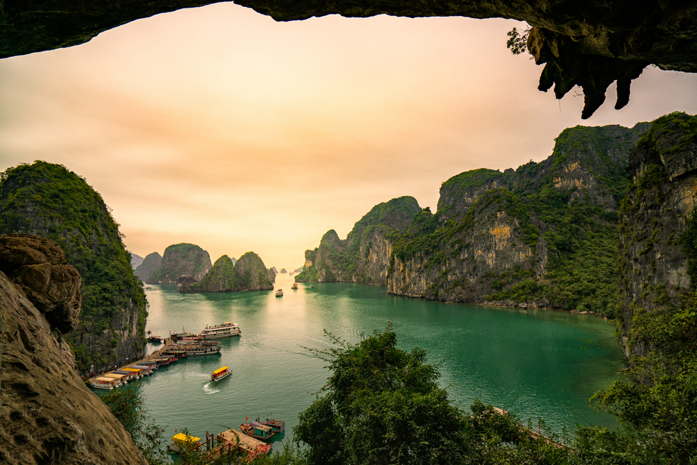 20 Surreal Places to Add to your Must-visit List - Halong Bay