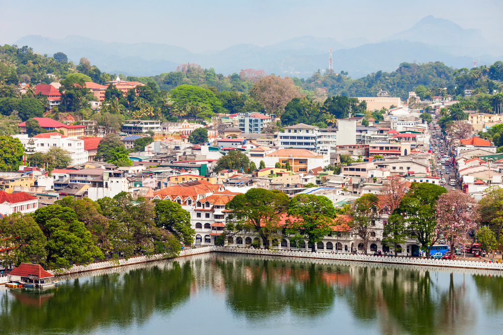 Overlooked Asian Destinations to Visit at Least Once in Your Lifetime - Kandy, Sri Lanka