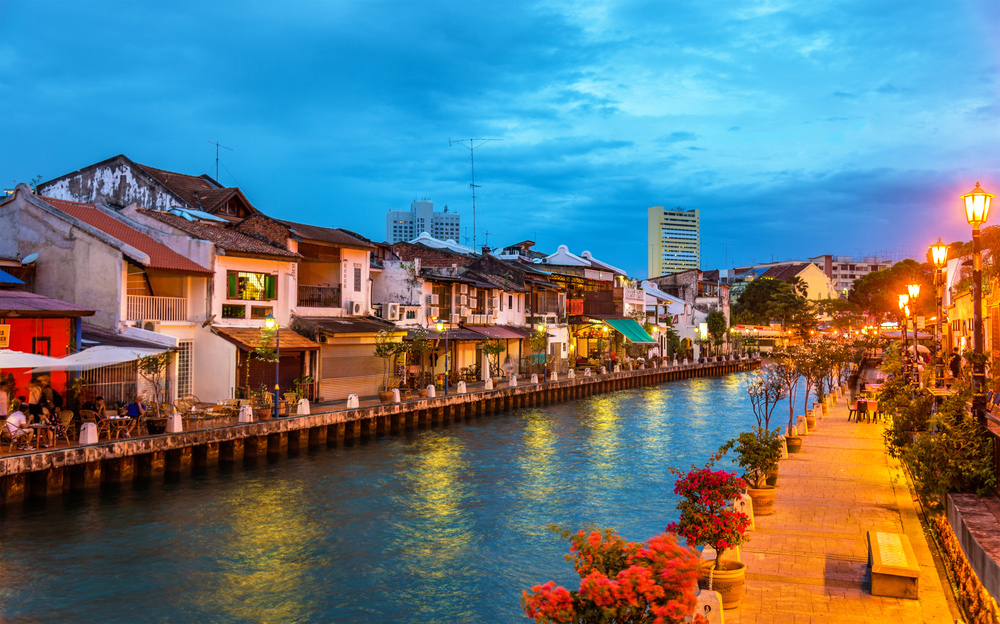 Overlooked Asian Destinations to Visit at Least Once in Your Lifetime - Melaka, Malaysia