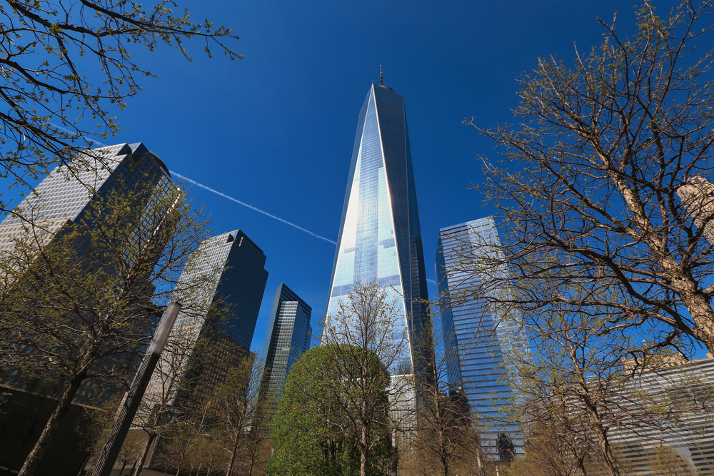 10 of the Most Spectacular Skyscrapers in the World - One World Trade Center