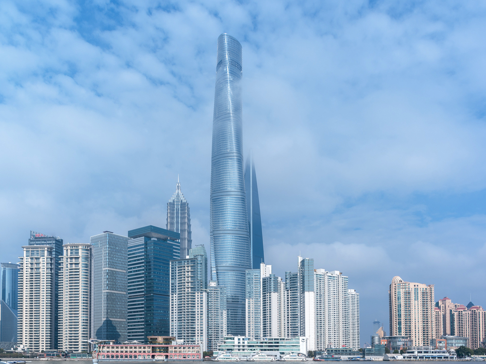 10 of the Most Spectacular Skyscrapers in the World - Shanghai Tower
