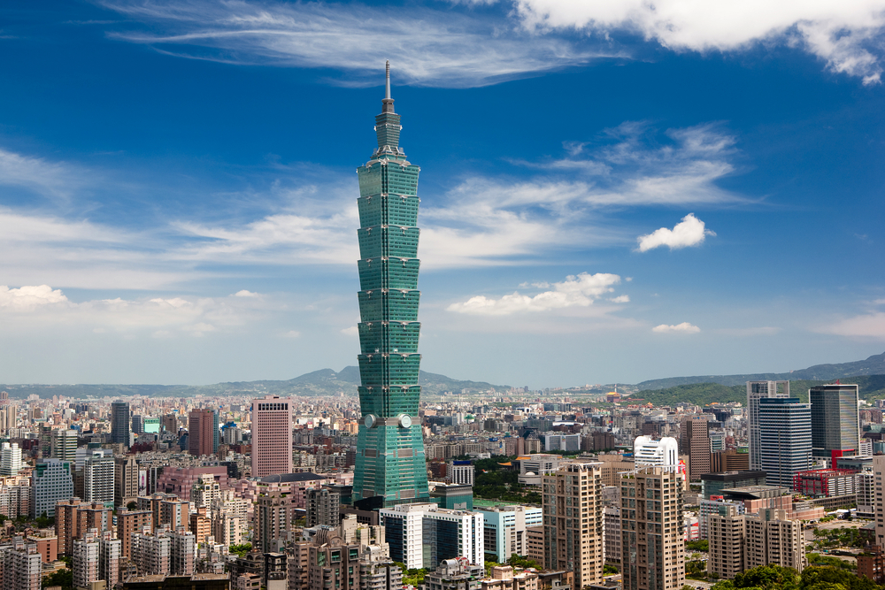 10 of the Most Spectacular Skyscrapers in the World - Taipei 101