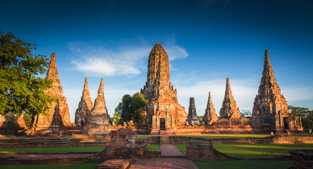 19 of the Most Noteworthy Temples to Visit in Southeast Asia - Ayutthaya