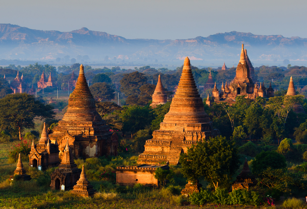 19 of the Most Noteworthy Temples to Visit in Southeast Asia - Bagan Temples