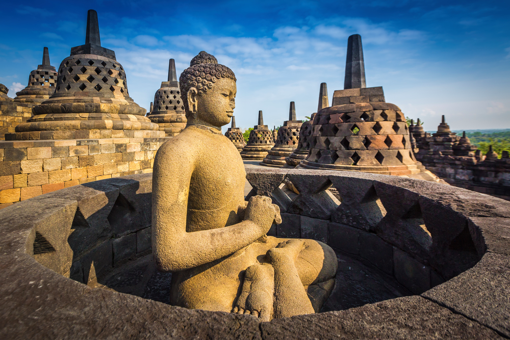 19 of the Most Noteworthy Temples to Visit in Southeast Asia - Borobudur