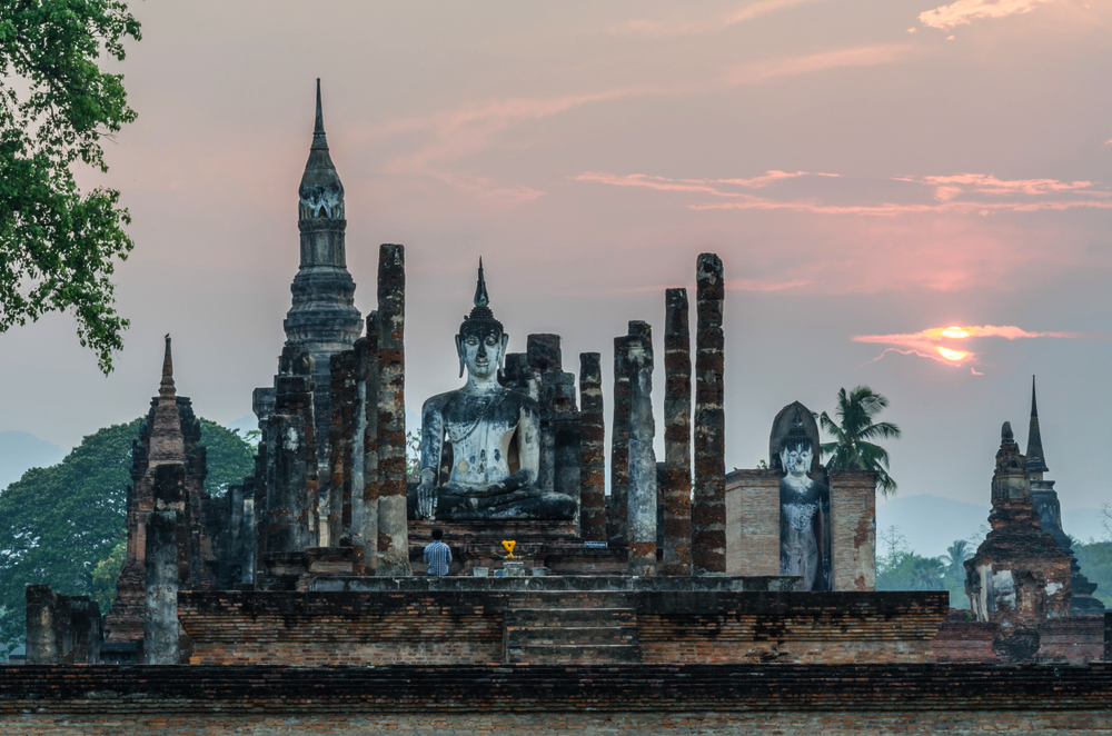 19 of the Most Noteworthy Temples to Visit in Southeast Asia - Sukhothai
