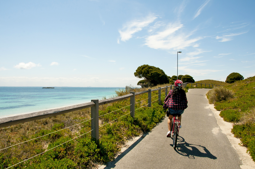 8 Best Things To Do in Rottnest Island - Cycling Path