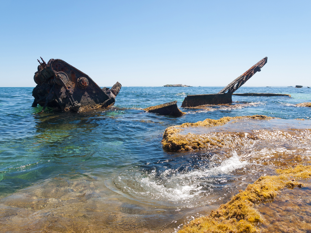 8 Best Things To Do in Rottnest Island - Shipwreck